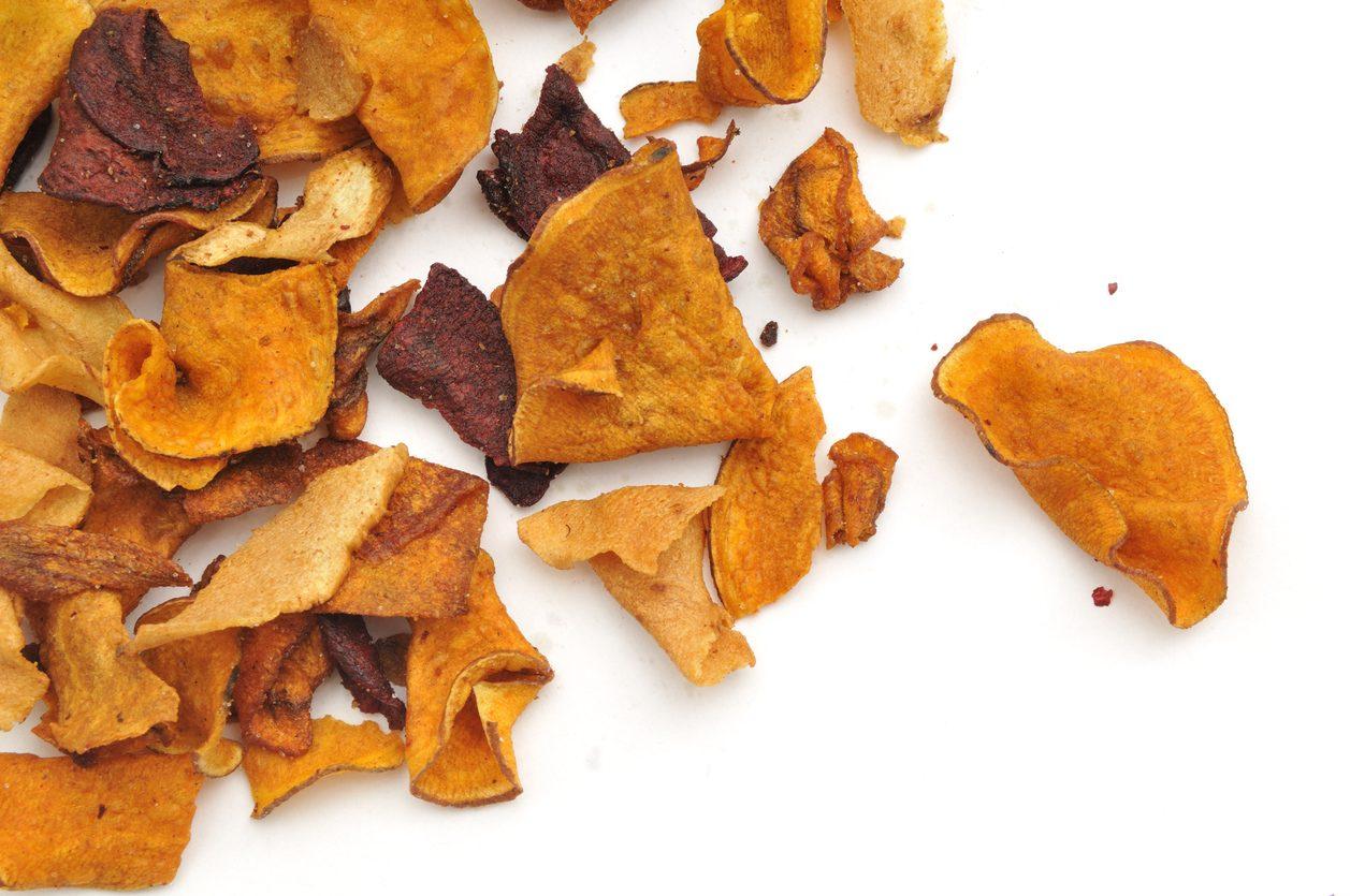 Chips di carote al microonde: la ricetta per uno snack leggero e genuino