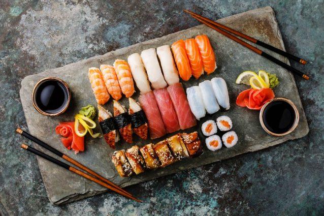 Come riconoscere se il sushi è fresco
