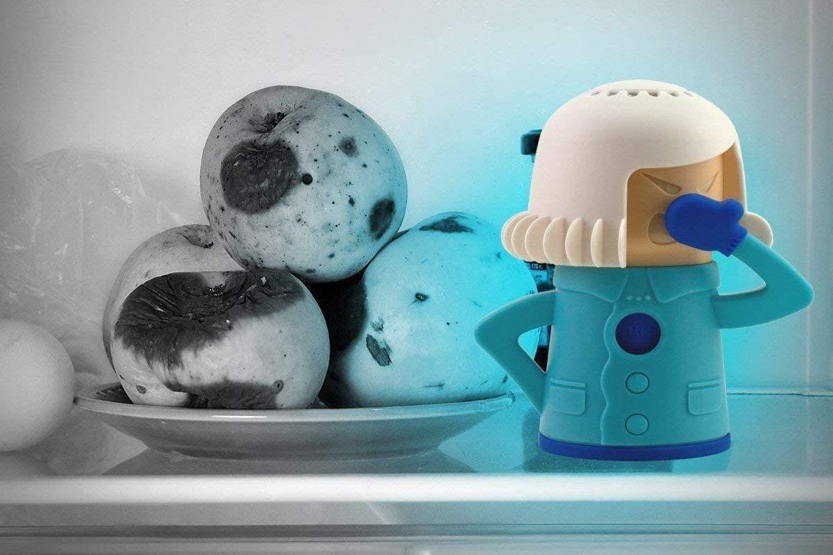 La soluzione definitiva per eliminare i cattivi odori dal frigo