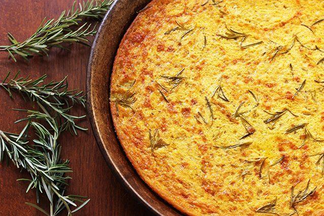 cucina ligure: farinata
