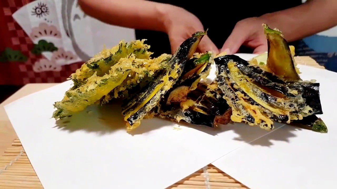 Kimpura: la sfiziosa e leggera frittura giapponese spiegata da chef Hiro