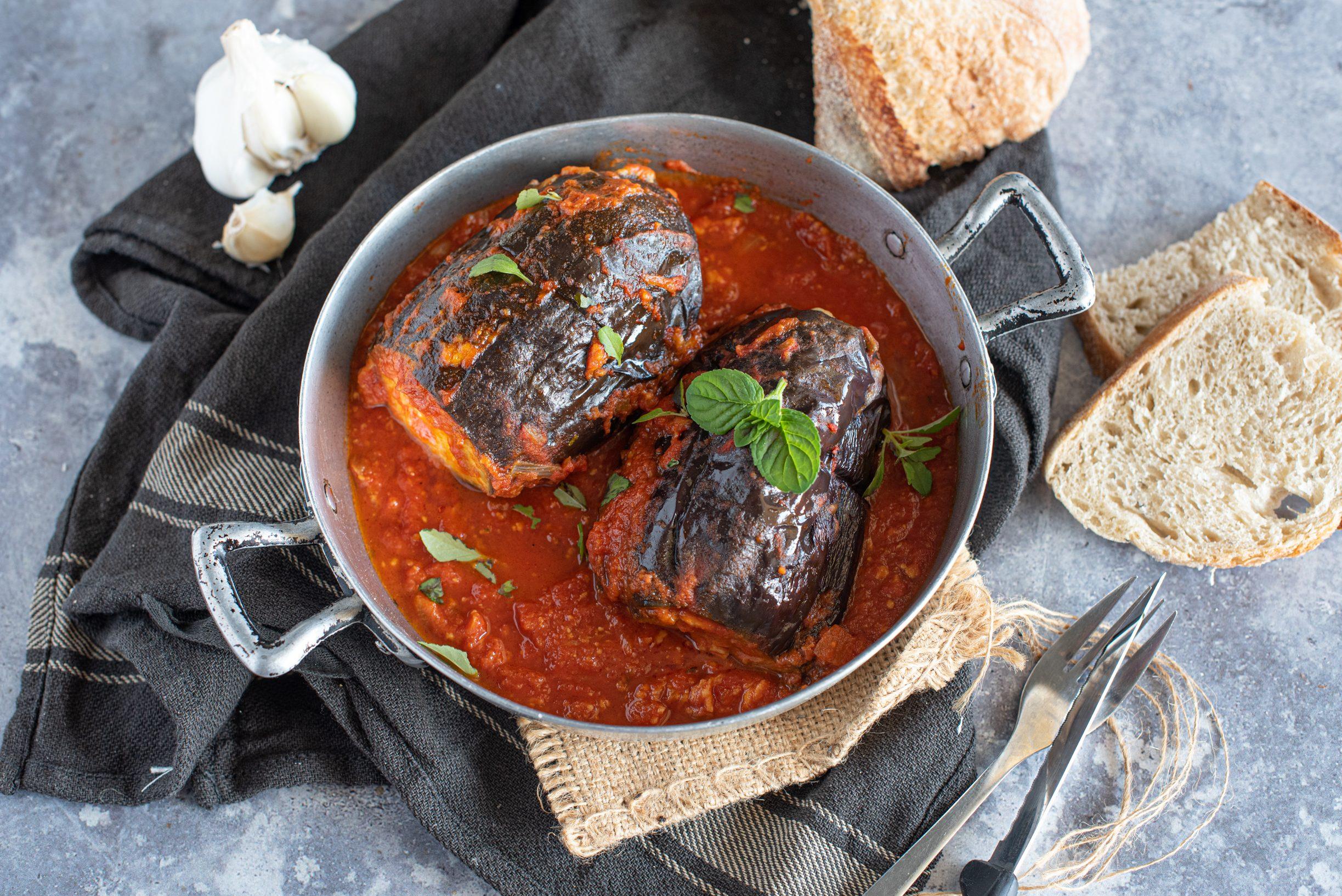 Melanzane ammuttunate: la ricetta dell'irresistibile specialità palermitana