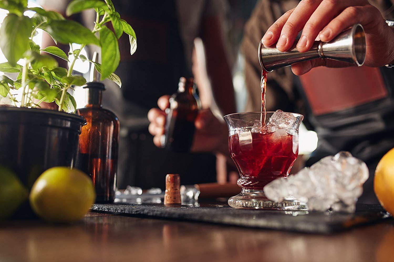 I migliori misurini e jigger per barman: guida all'acquisto