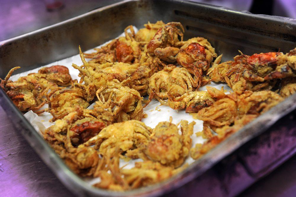 Moeche: cosa sono e come si mangiano le famose pepite di Venezia
