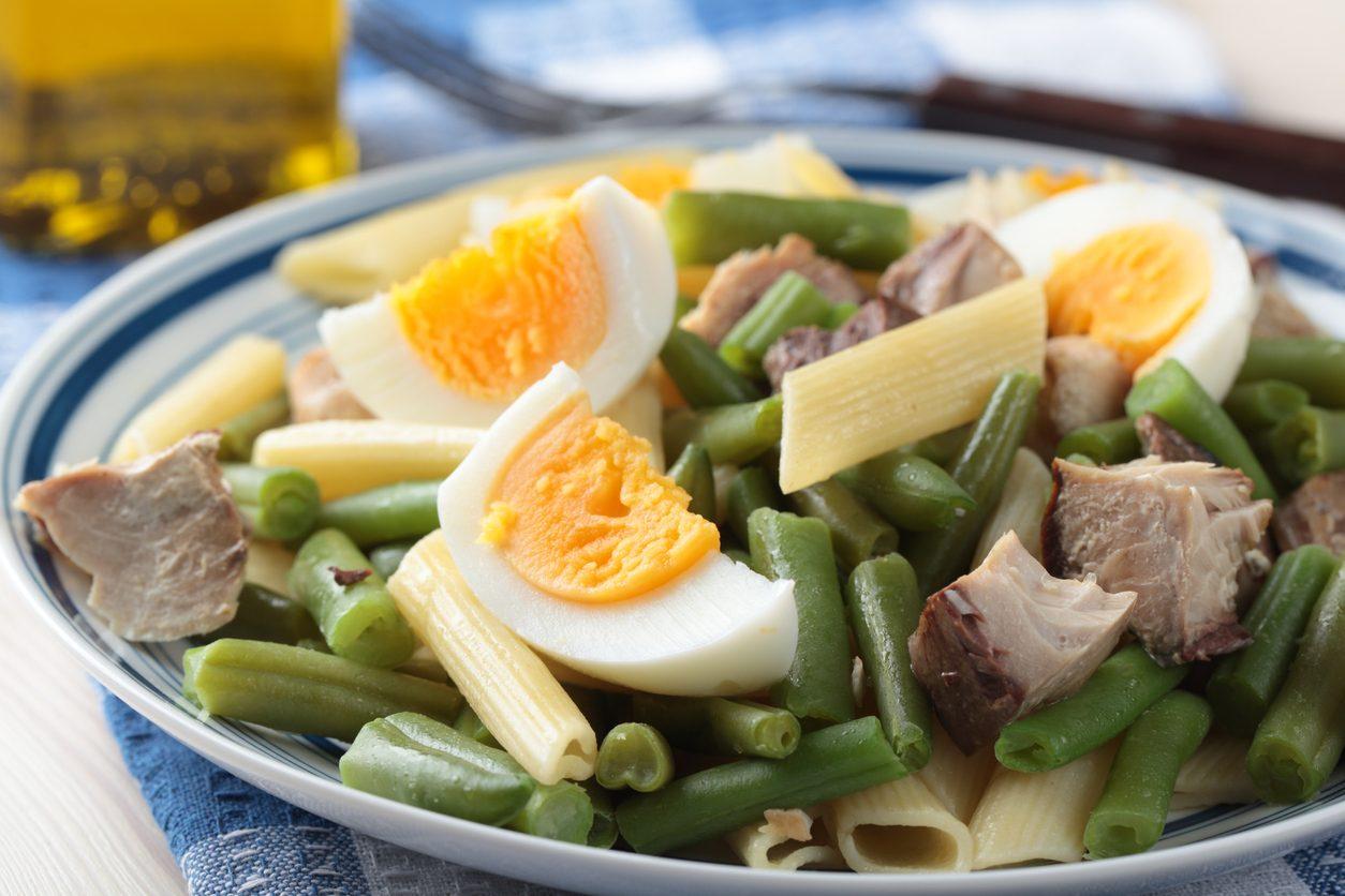 Pasta fagiolini e tonno: la ricetta per un primo piatto estivo semplice e veloce