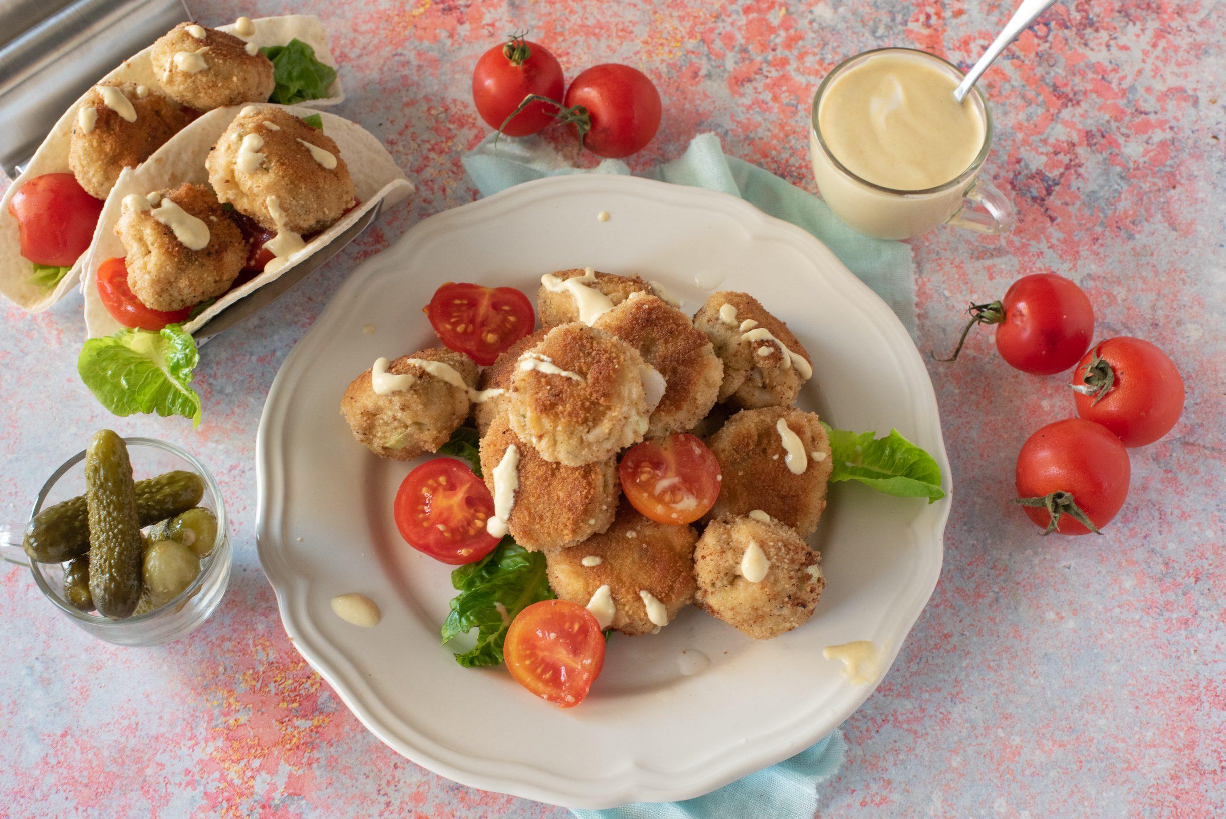 Polpette di platessa: la ricetta del piatto semplice e stuzzicante