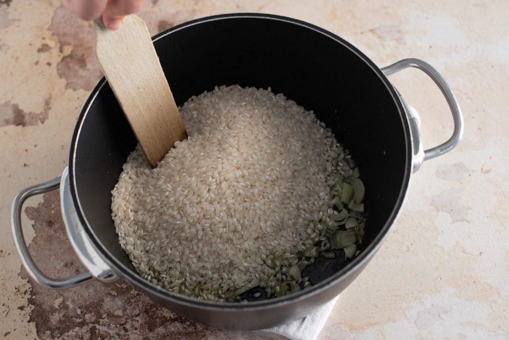 savarin di riso