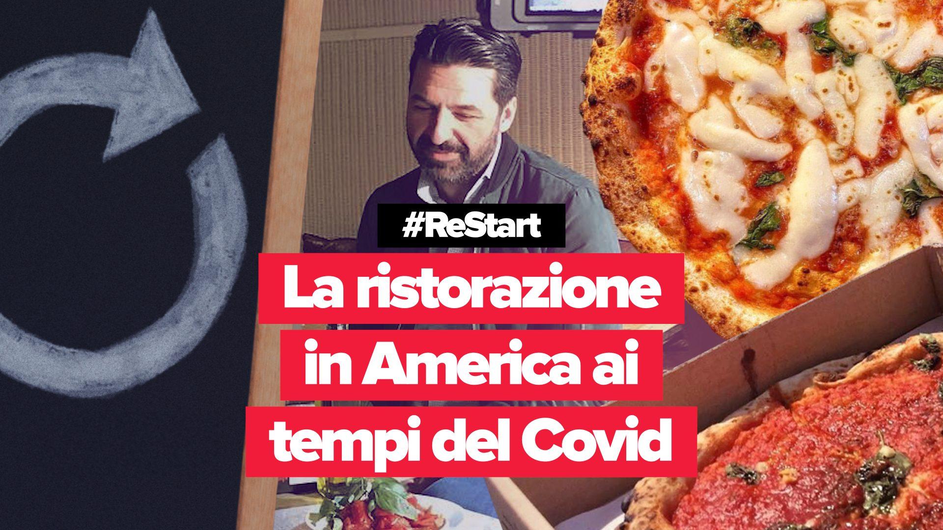 La ristorazione negli USA dopo il Covid-19: il racconto di Rosario Procino di Ribalta