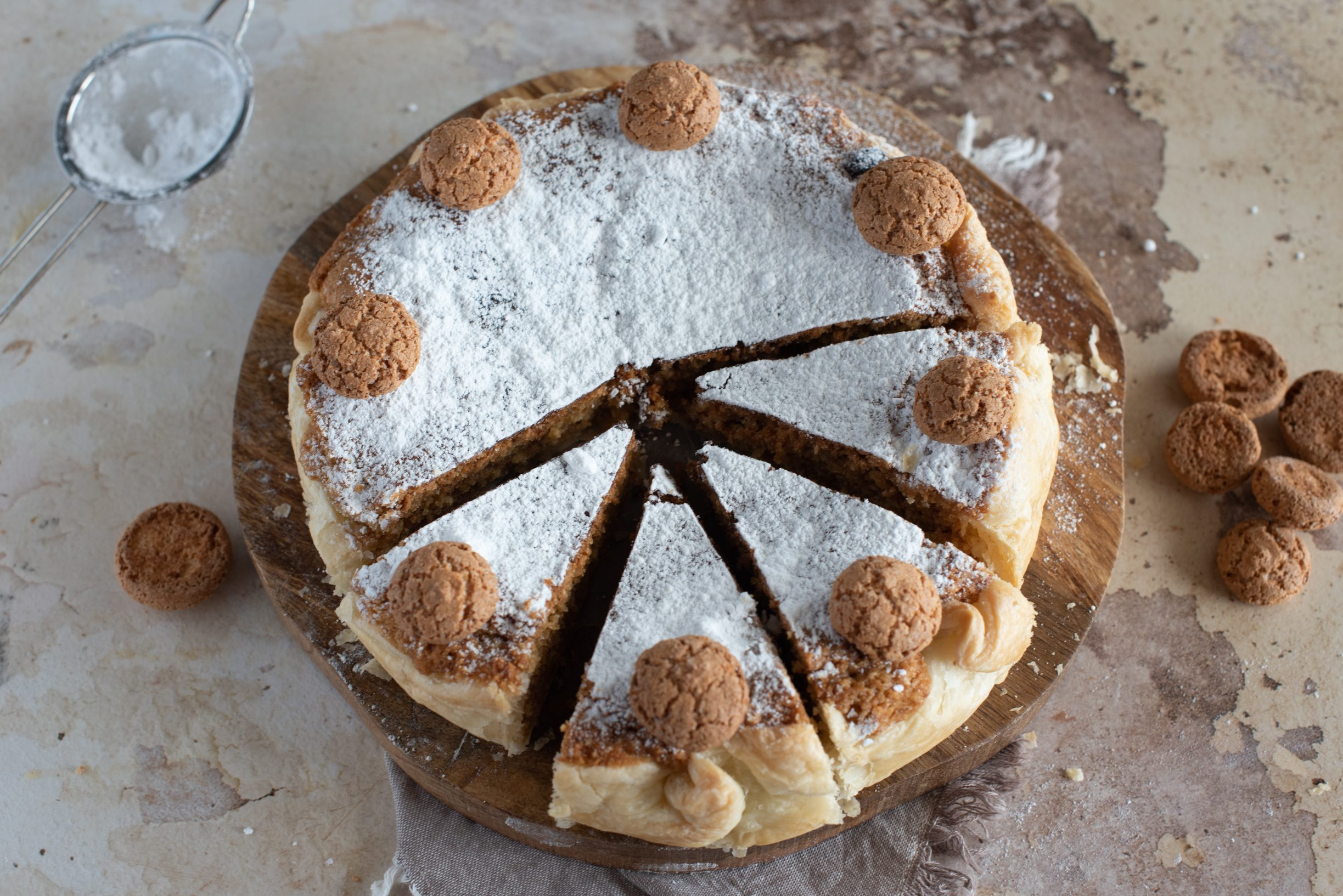 Torta russa: la ricetta del dolce tipico veronese super goloso