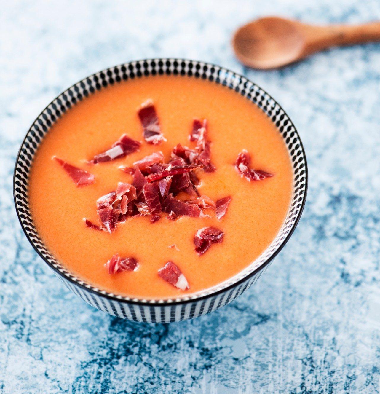 Varietà di gazpacho: lo zoque di Malaga