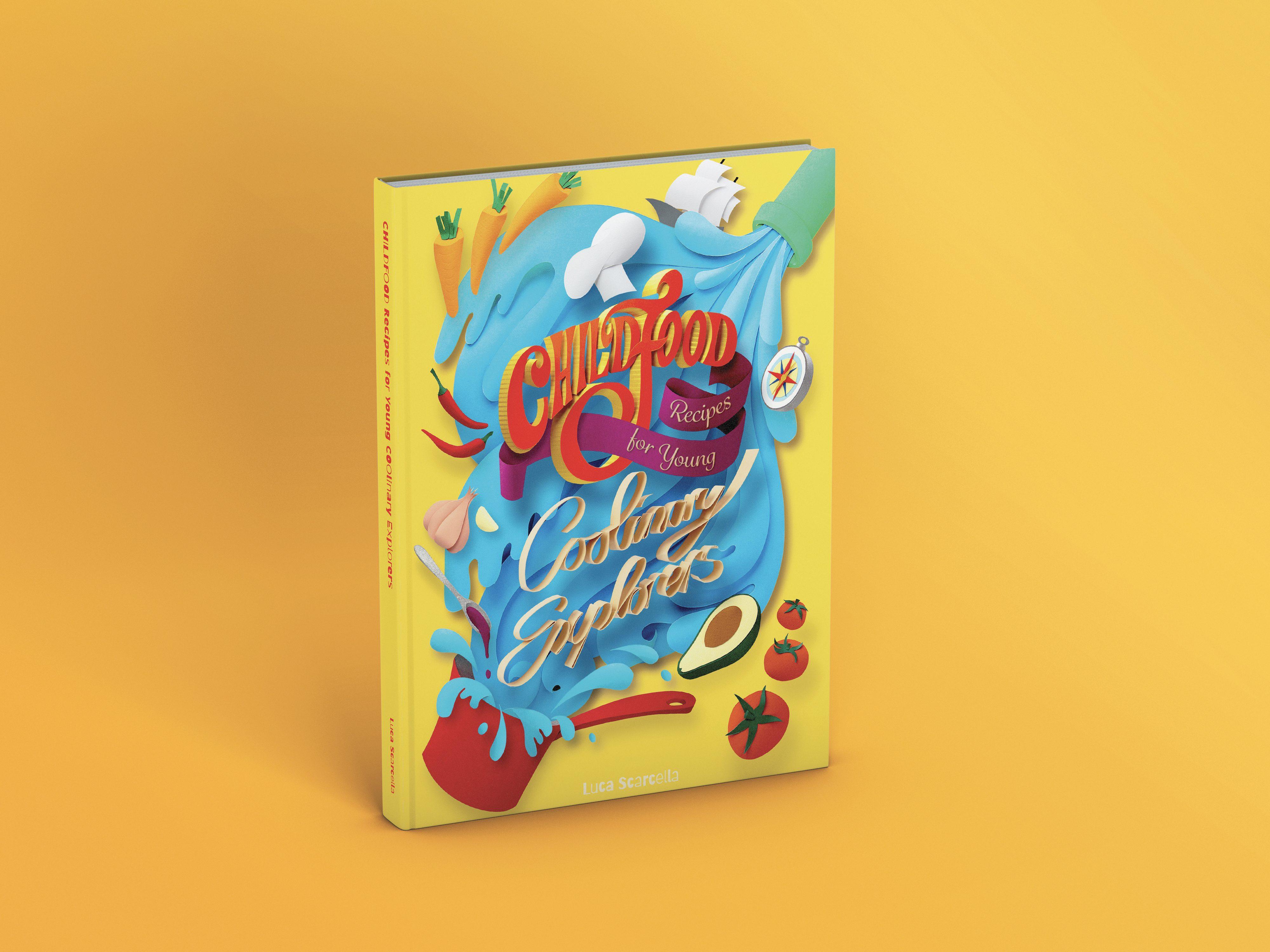 Childfood, il libro che insegna ai bambini a cucinare con le ricette dei grandi chef