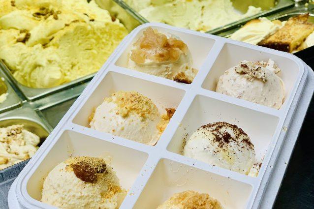 La gelateria Artico crea 7 nuovi gusti dedicati alla Lombardia