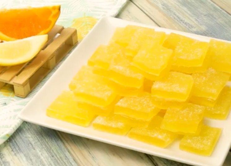 Caramelle gommose: la ricetta facile e veloce per prepararle a casa