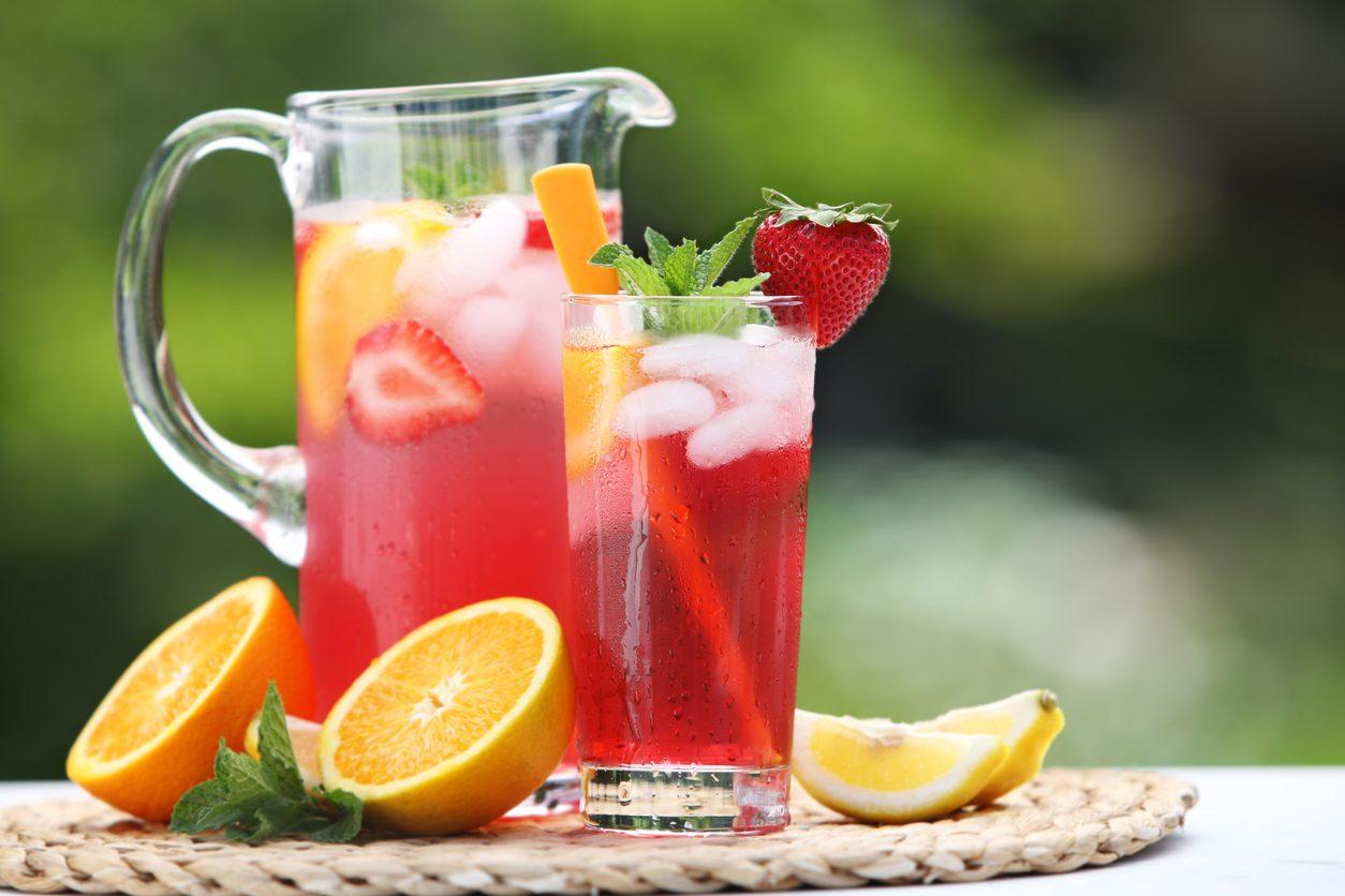 Limonata alle fragole: la ricetta della bevanda estiva deliziosa e rinfrescante
