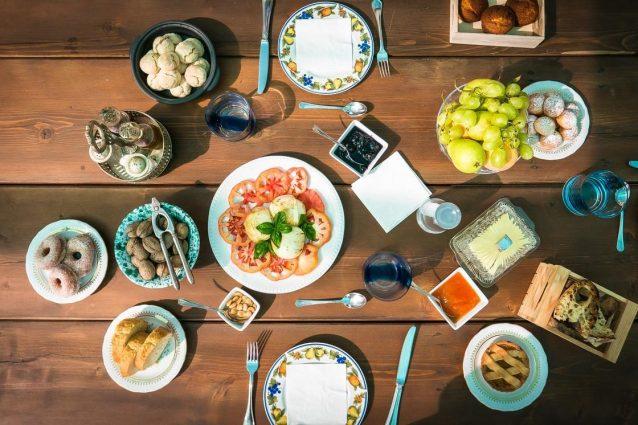 villa-rosa-di-nonna-rosa-colazione