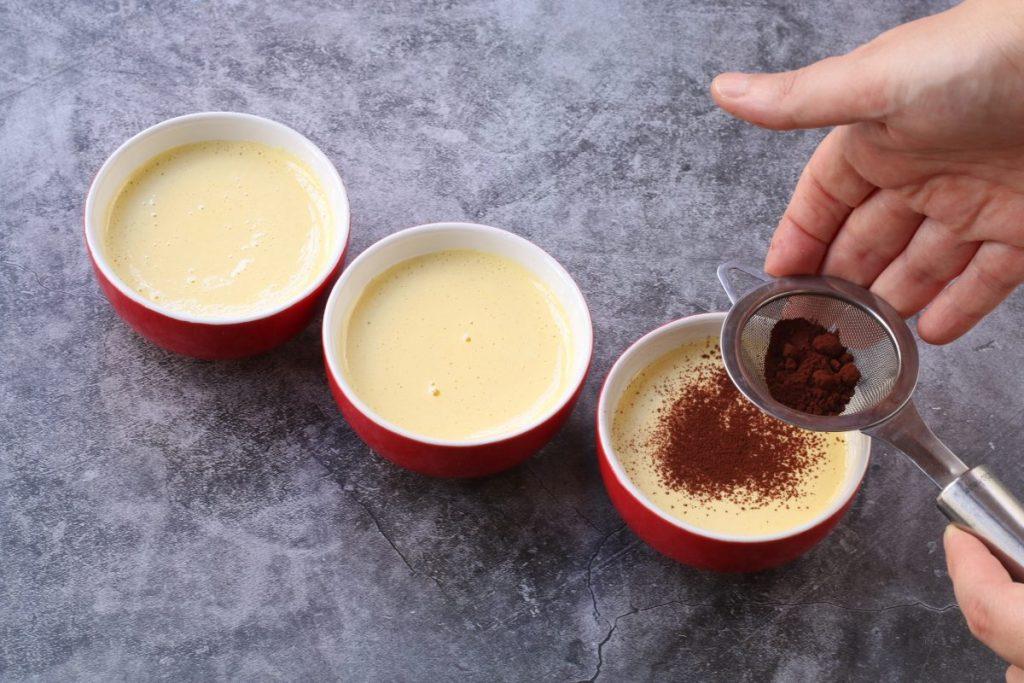 Aggiungere il cacao