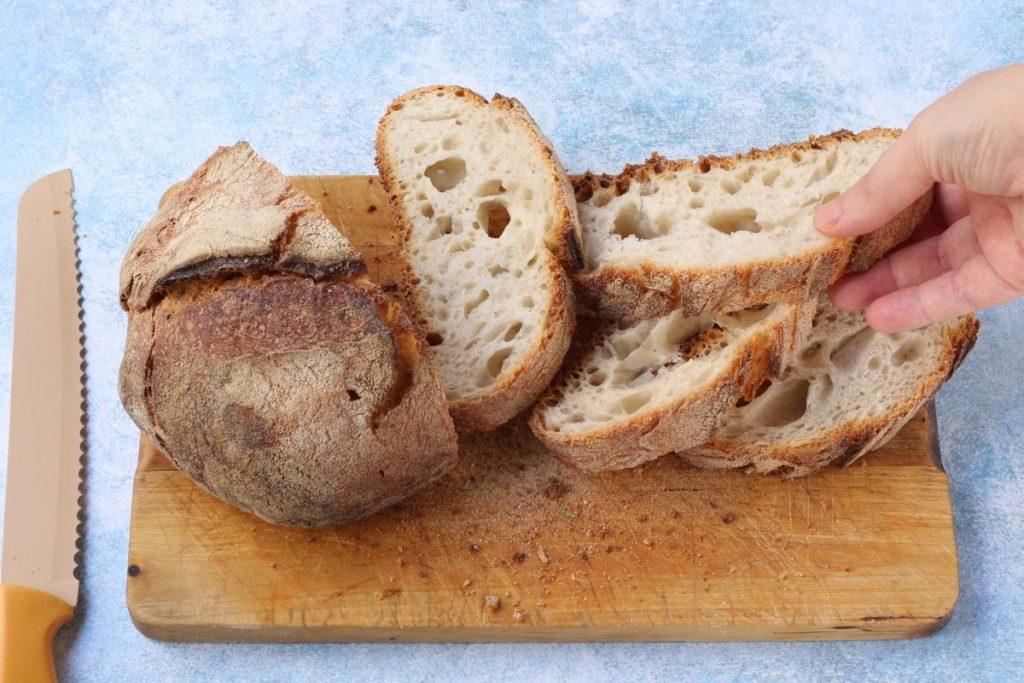 affettare il pane cafone