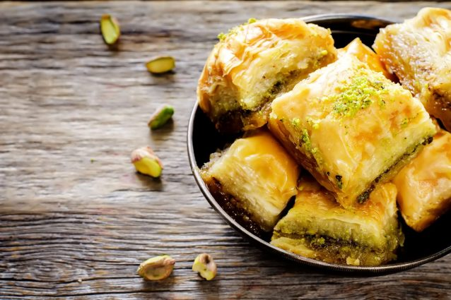 baklava cucina greca