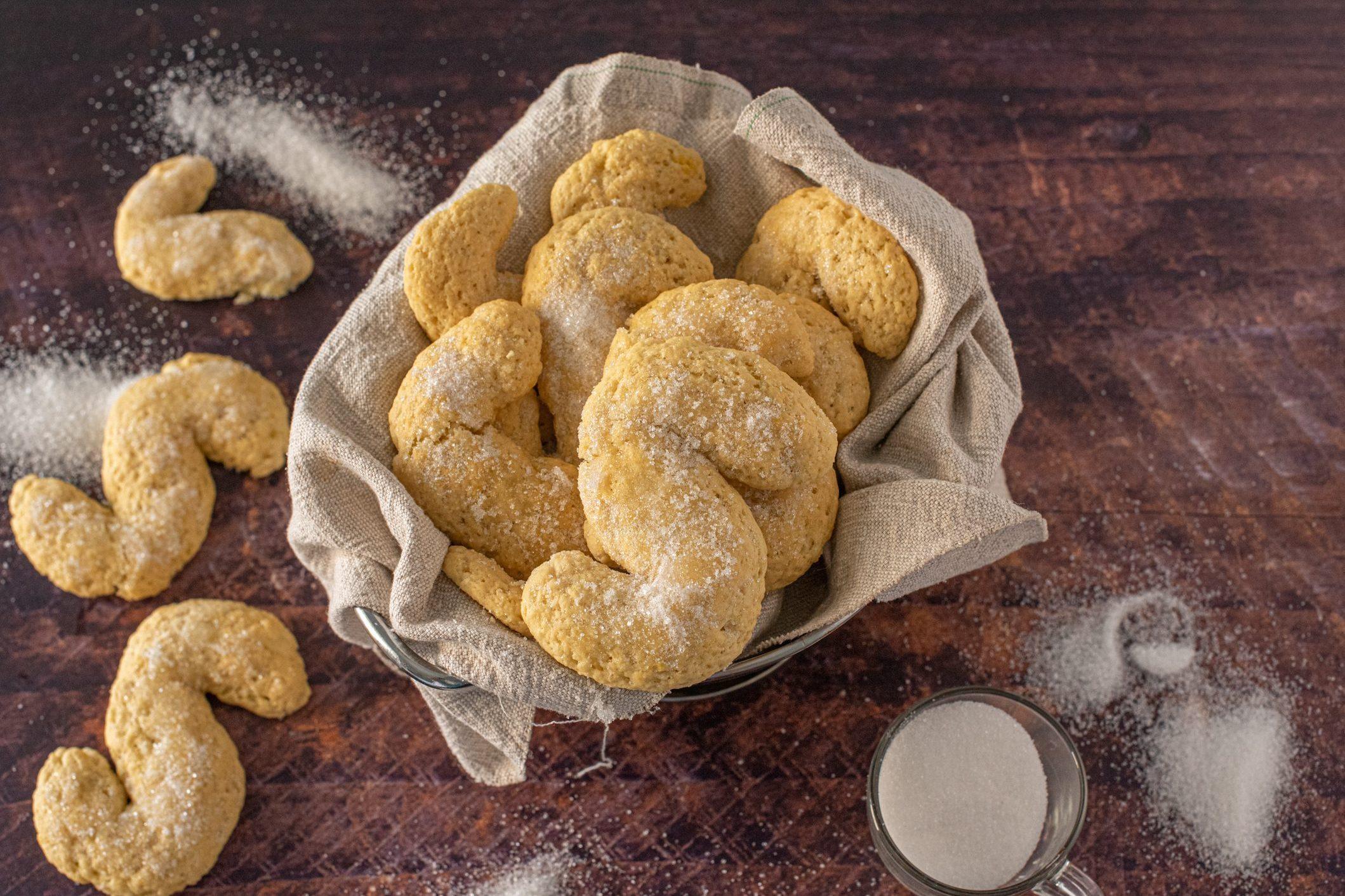 Biscotti da latte siciliani: la ricetta dei biscotti da inzuppare semplici e golosi