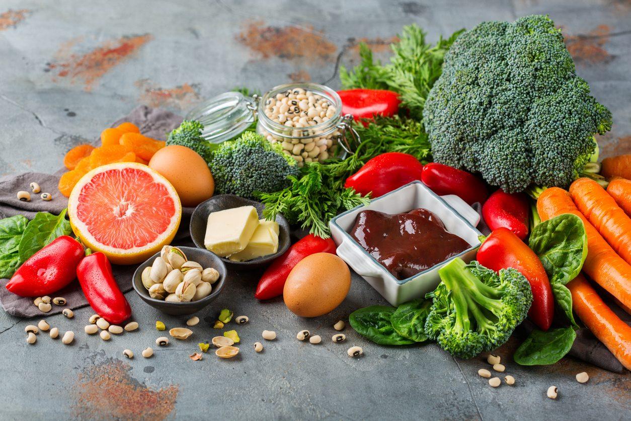 Carotenoidi: cosa sono, perché fanno bene e in quali alimenti possiamo trovarli