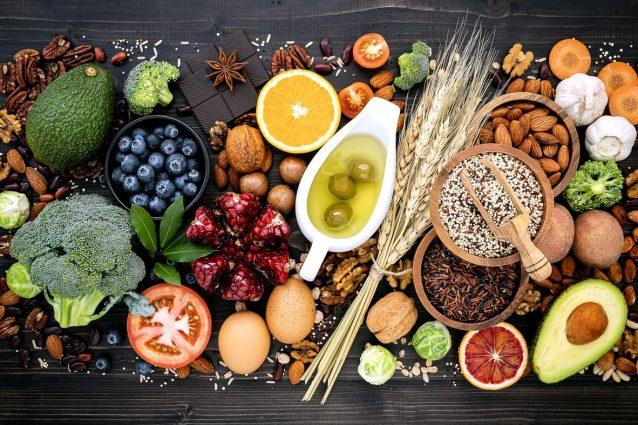 carotenoidi: perché fanno bene