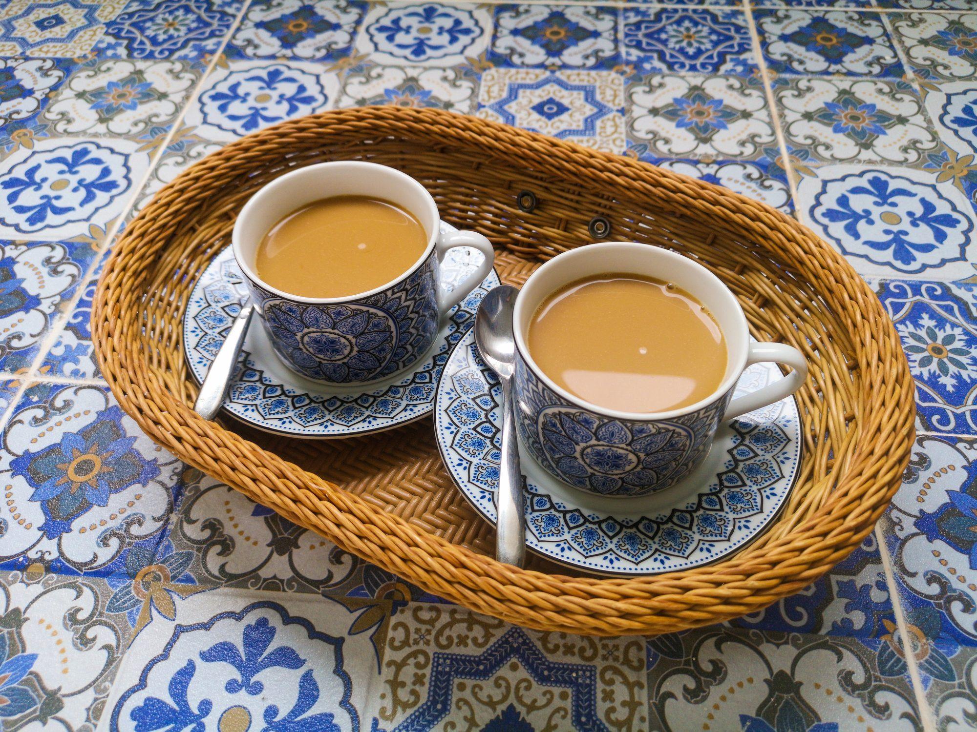 Come si beve il caffè nel mondo, hong kong