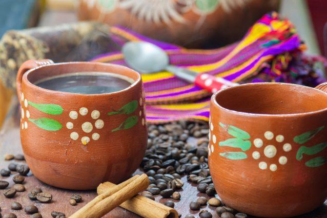 Come si beve il caffè nel mondo, Messico