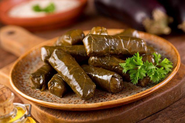 dolmades piatti cucina greca
