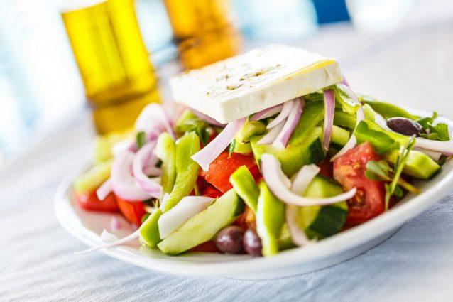 horiatiki cucina greca