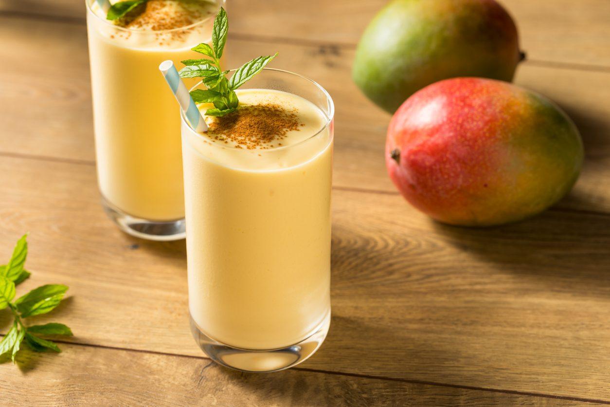 Lassi al mango: la ricetta della bevanda indiana fresca e dissetante