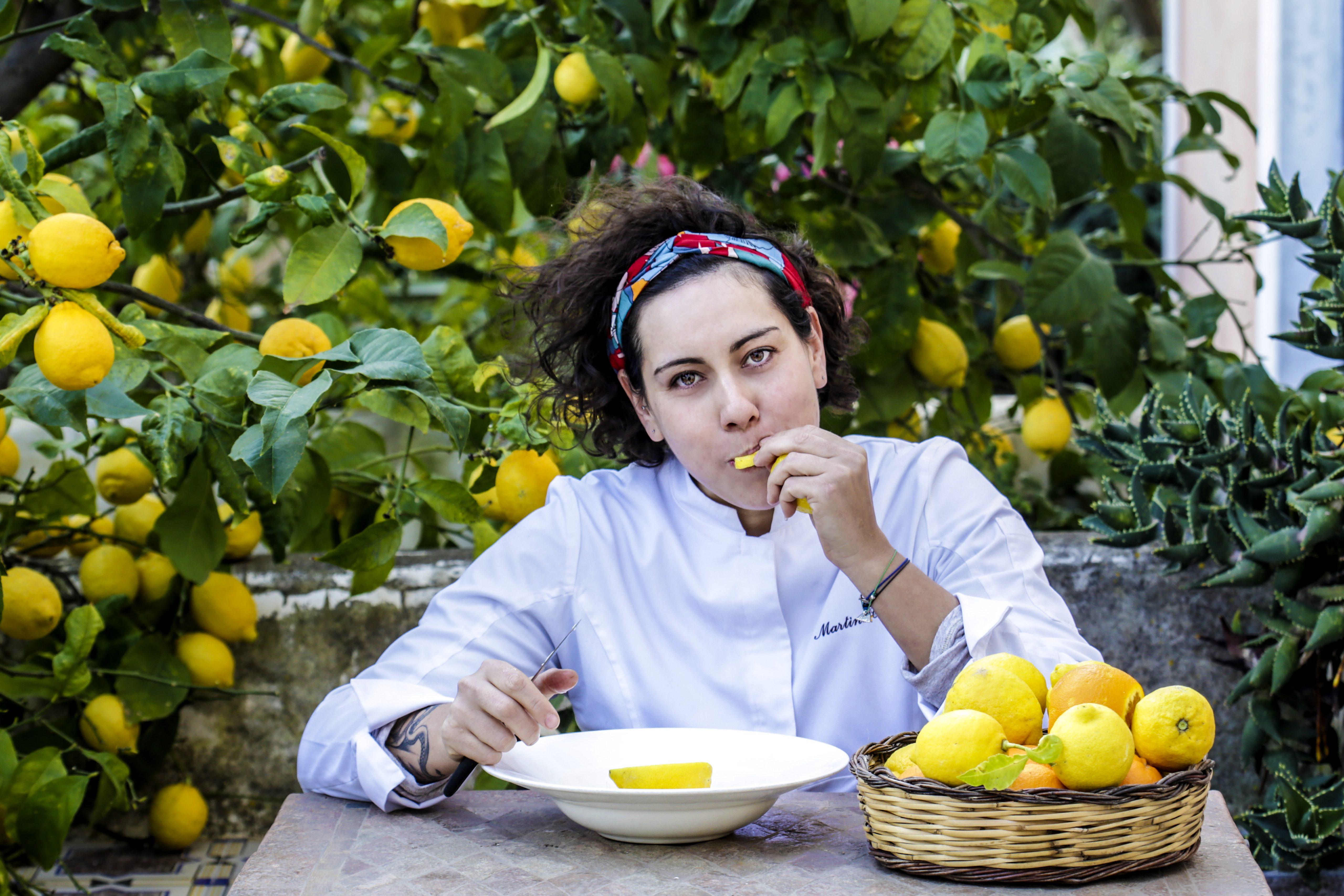 """Martina Caruso, la più giovane stellata d'Italia: """"Il Signum è una questione di famiglia"""""""