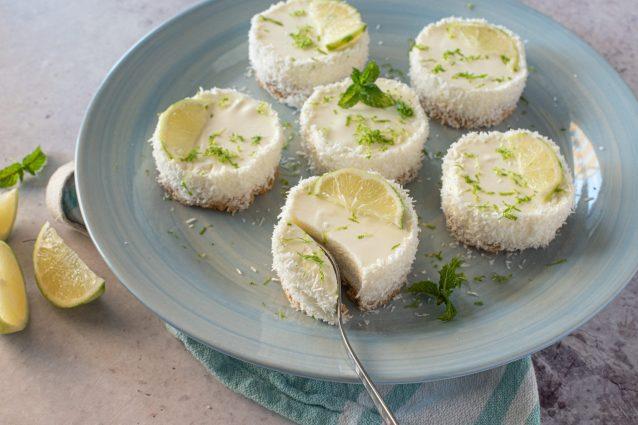 minicheesecake al lime