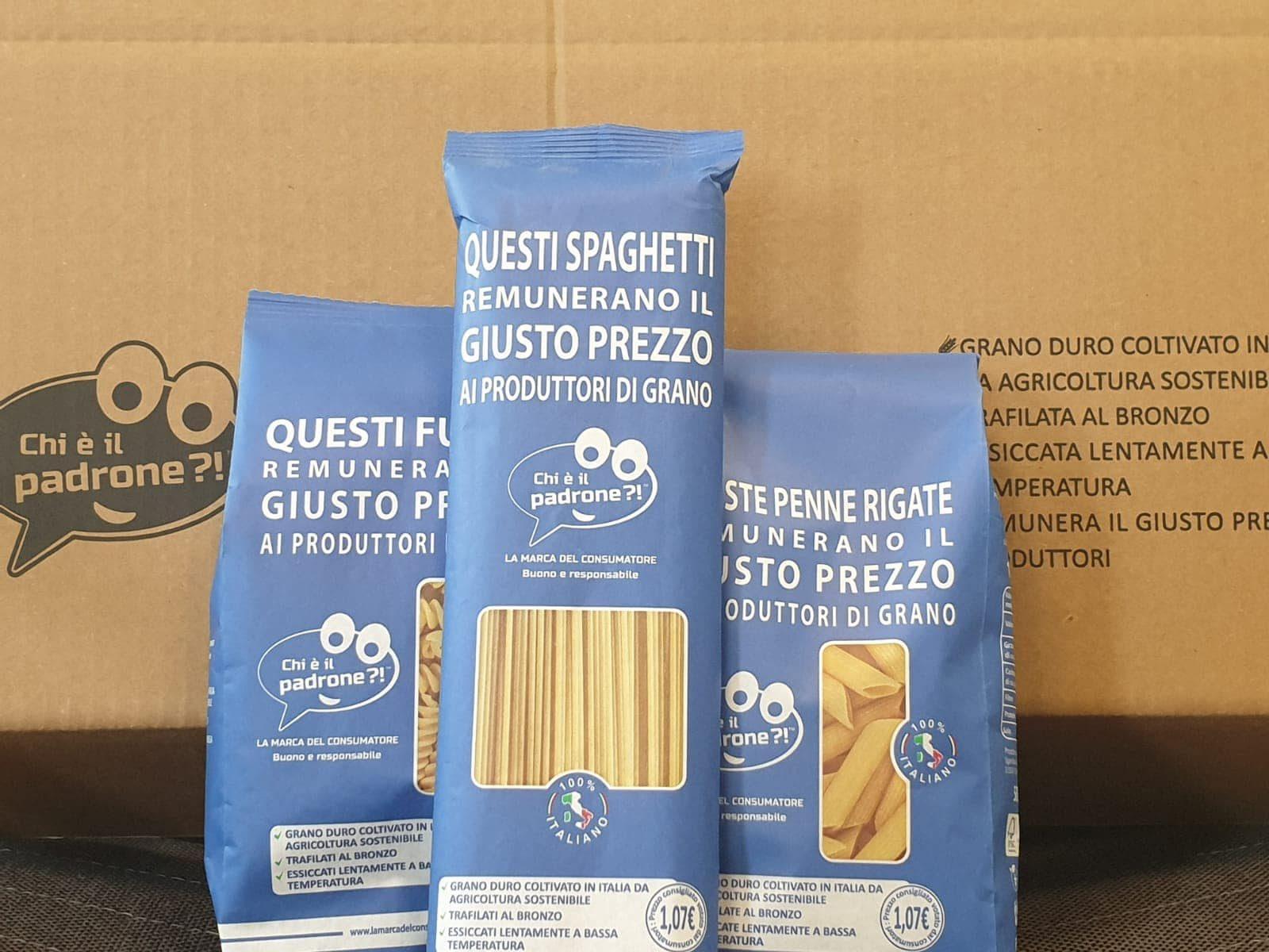 Nasce la pasta creata dai consumatori, totalmente biologica e dal prezzo super competitivo