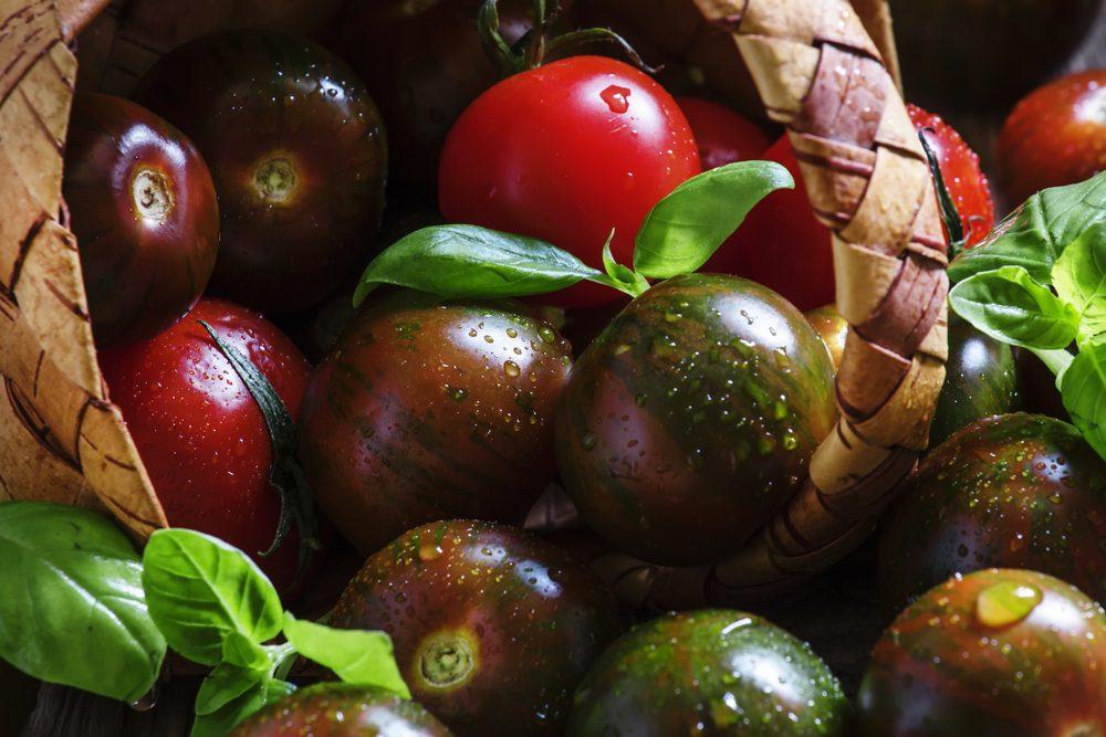 Pomodori neri: i black cherry