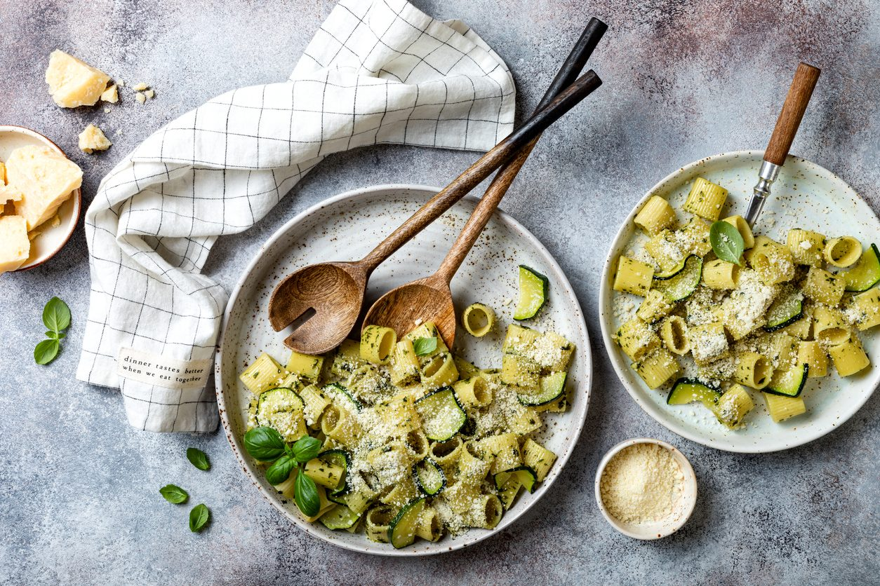 Primi piatti semplici e veloci con le zucchine: 7 idee creative da portare in tavola