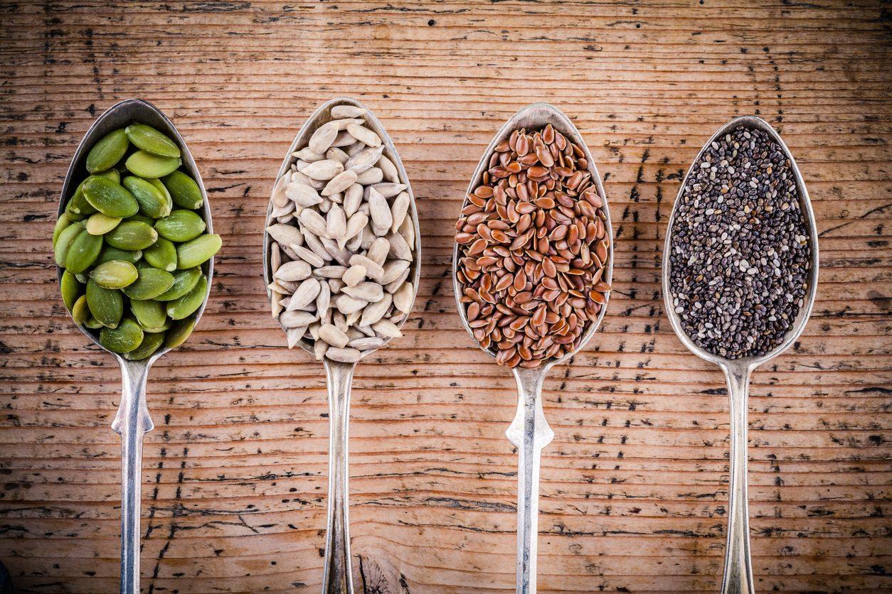I semi del benessere: scopriamo tutte le loro virtù e come usarli al meglio in cucina