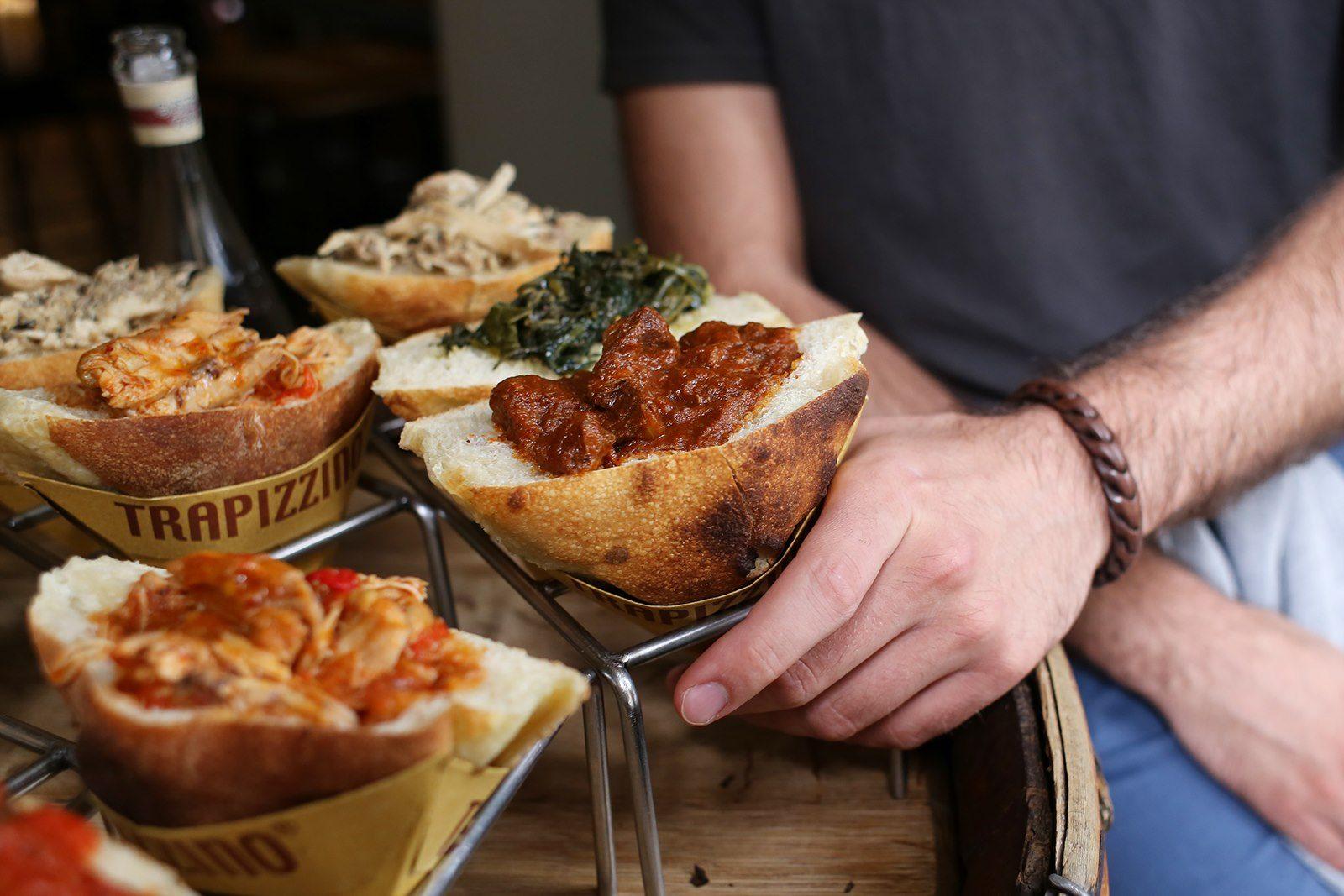 Il Trapizzino, la storia di un piatto contemporaneo diventato già tradizione