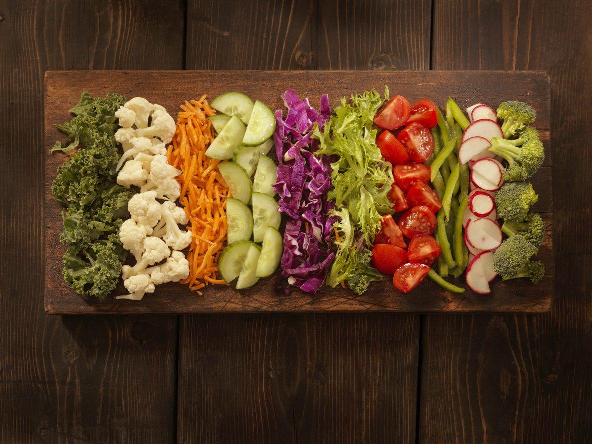 Come congelare frutta e verdura senza rovinarle