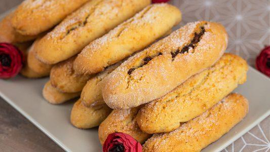 Biscotti spugnosi: la ricetta dei biscotti morbidi ideali per l'inzuppo