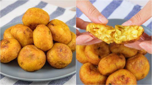 Bombette di patate e carote: la ricetta dell'antipasto semplice e sfizioso