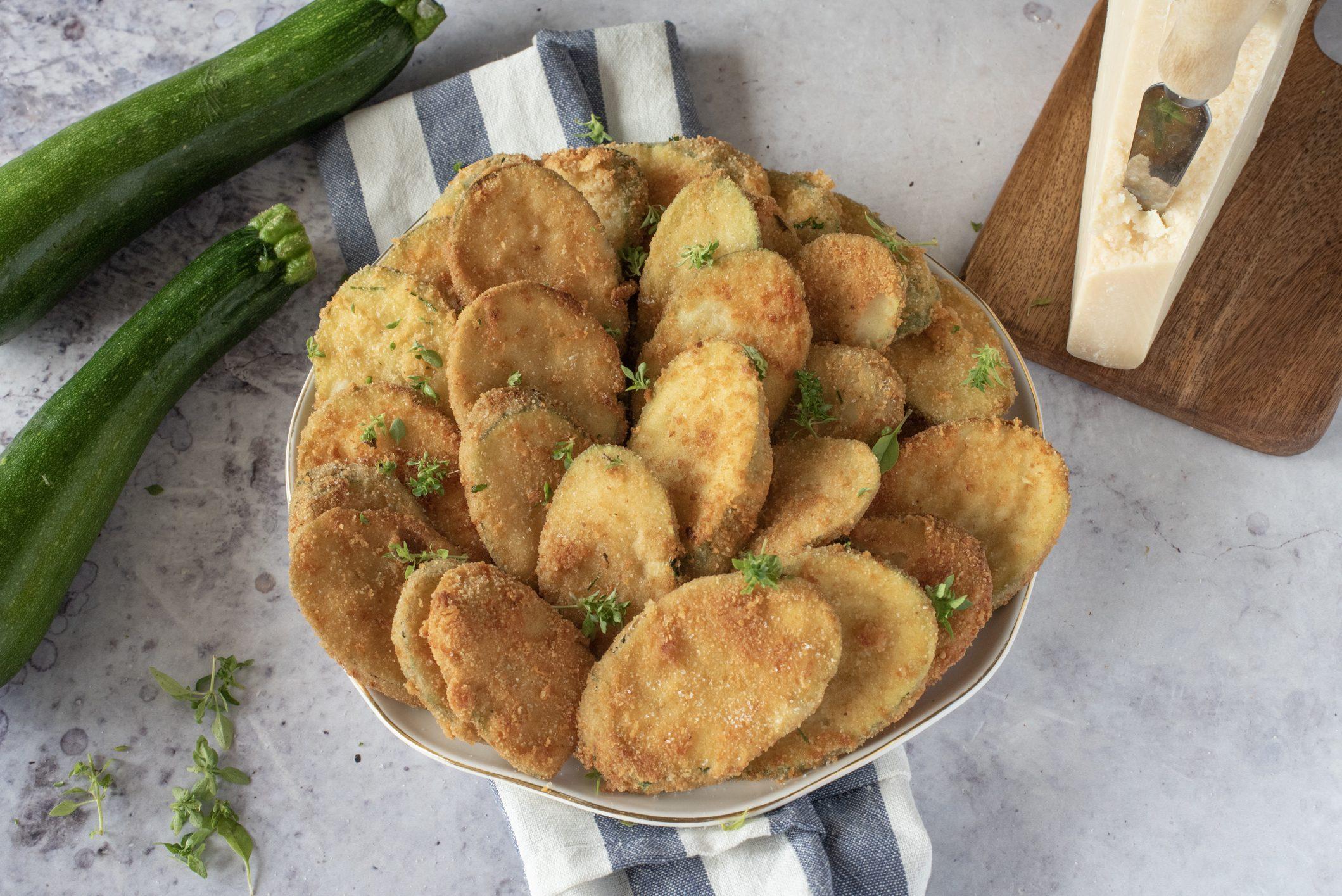 Cotolette di zucchine: la ricetta del piatto sfizioso e semplicissimo da realizzare