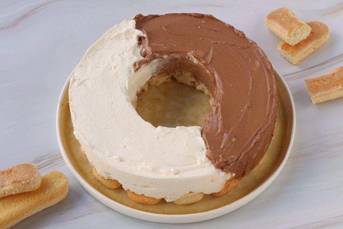 Torta fredda abbraccio: la ricetta del dessert fresco e irresistibile