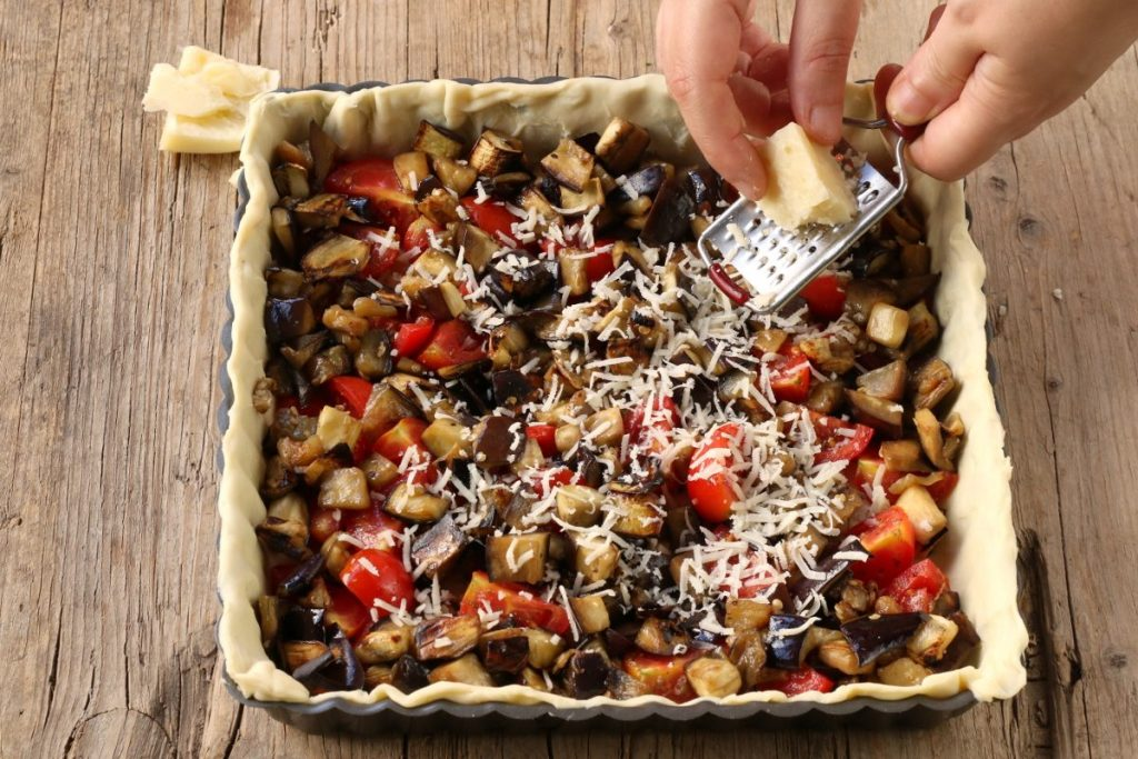 Farcire la torta salate