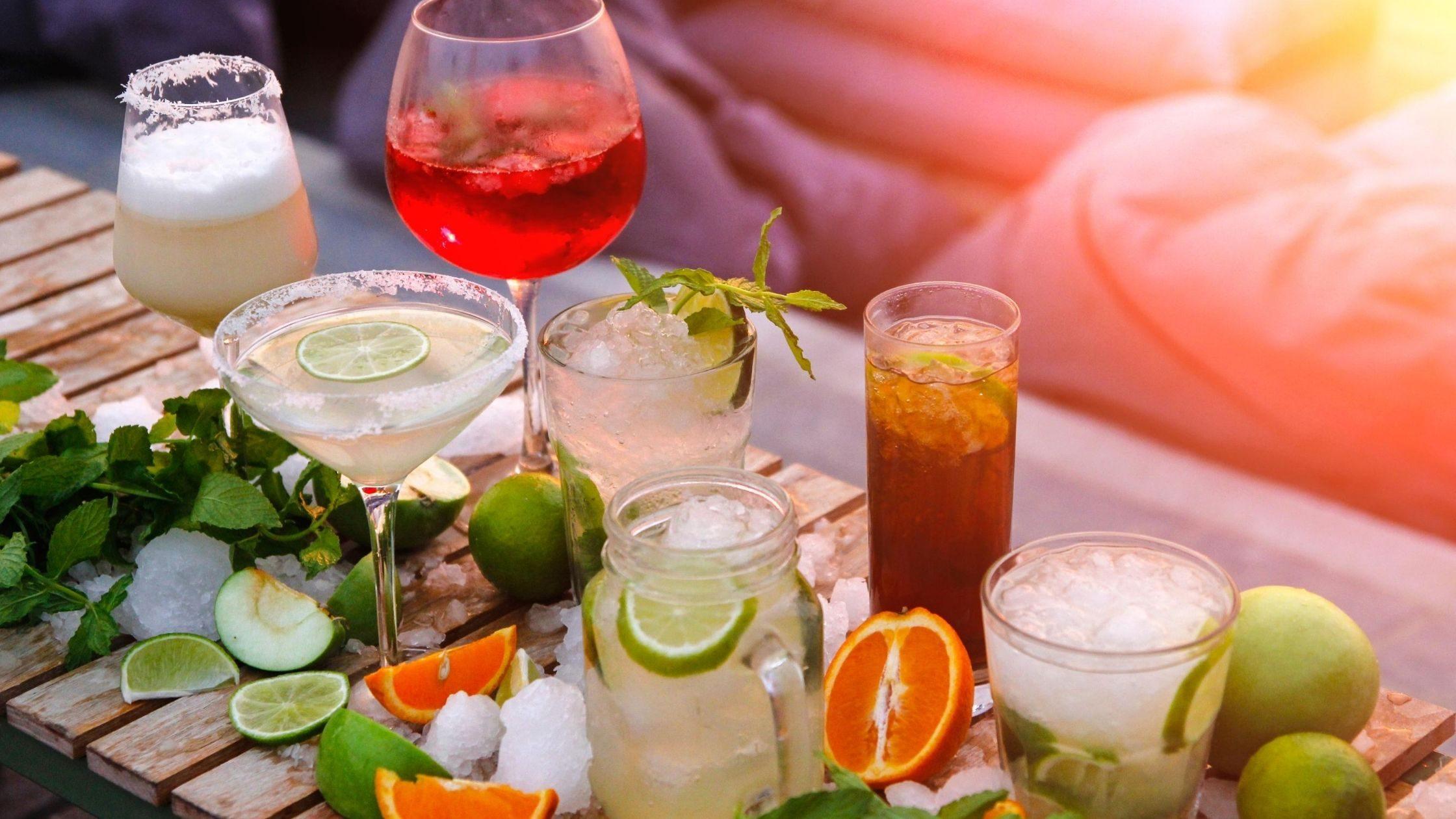 La moda dei cocktail già pronti: 10 drink da bere subito