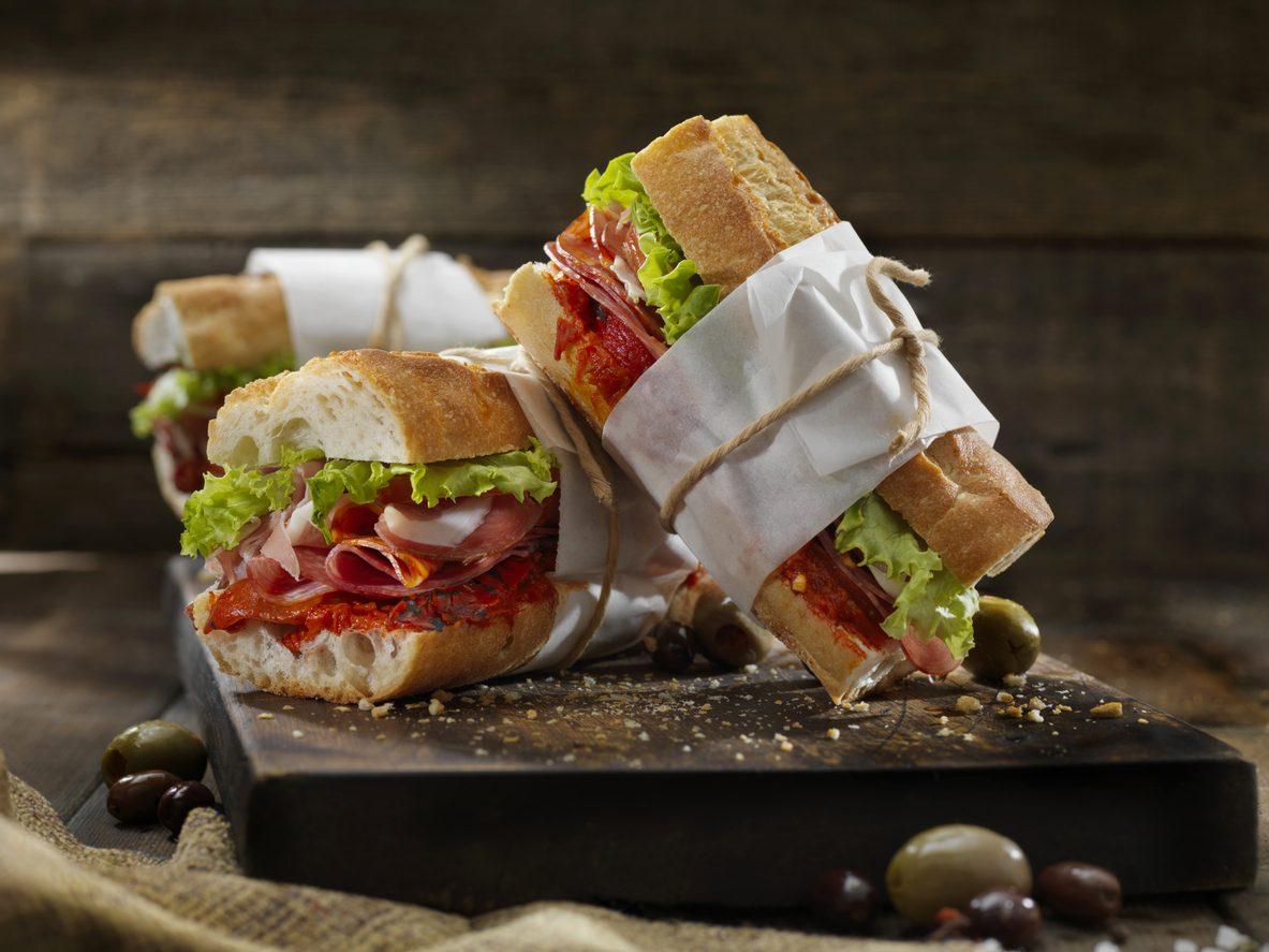Sandwich: 7 ricette ideali da portare al mare o in ufficio