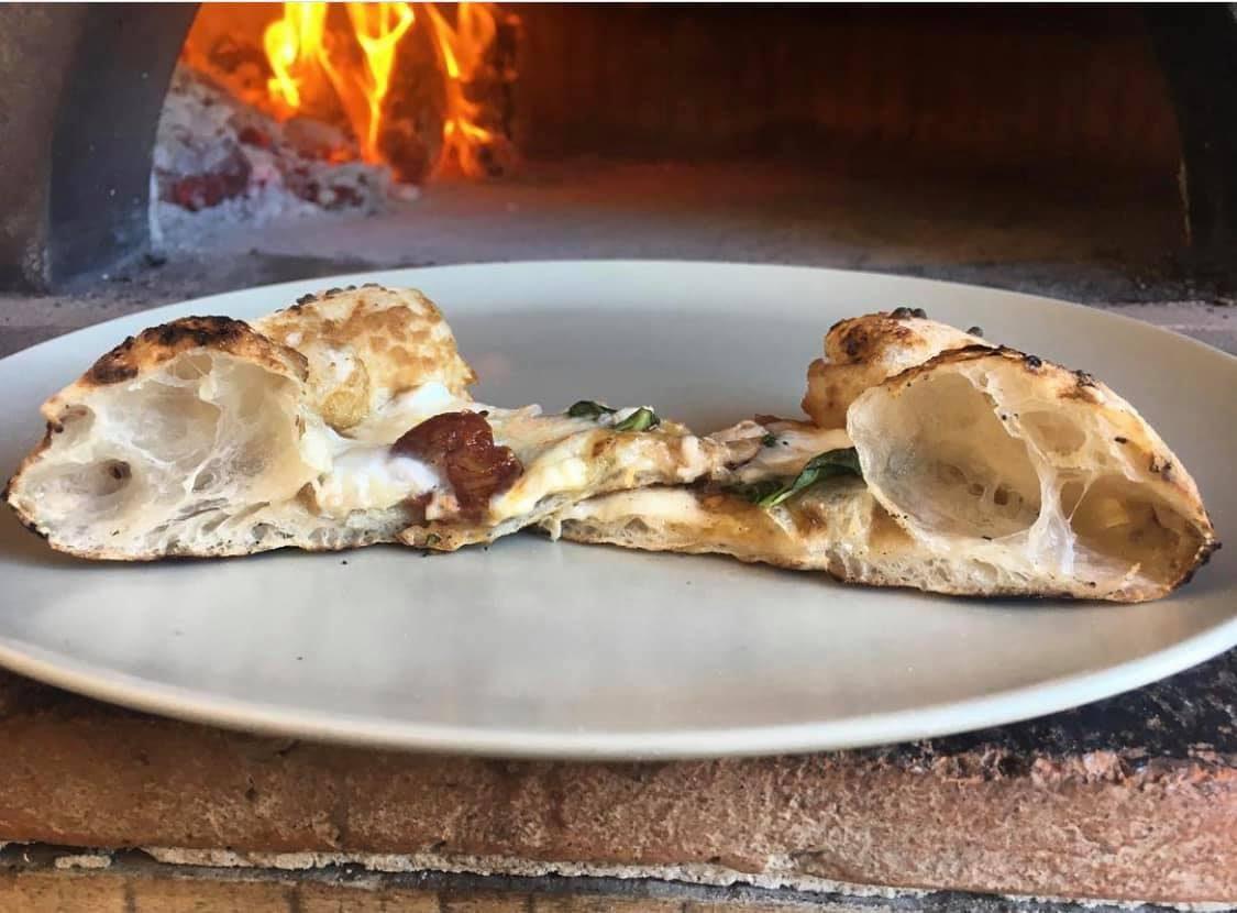La pizza di Otello Schiavon