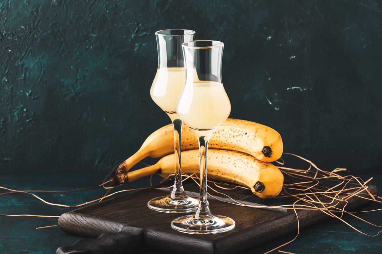 Bananino: la ricetta del liquore alla banana cremoso e delizioso