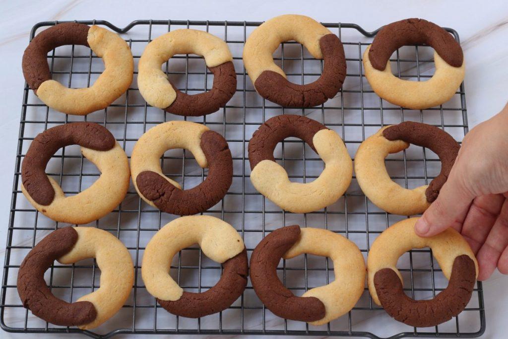 sfornare i biscotti