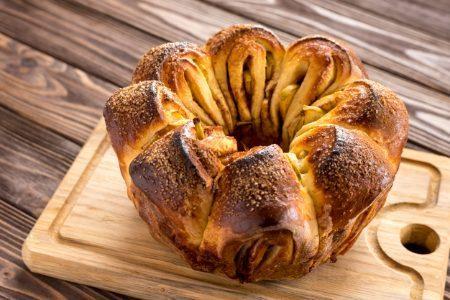 Challah alle mele: la ricetta del pane dolce della tradizione ebraica