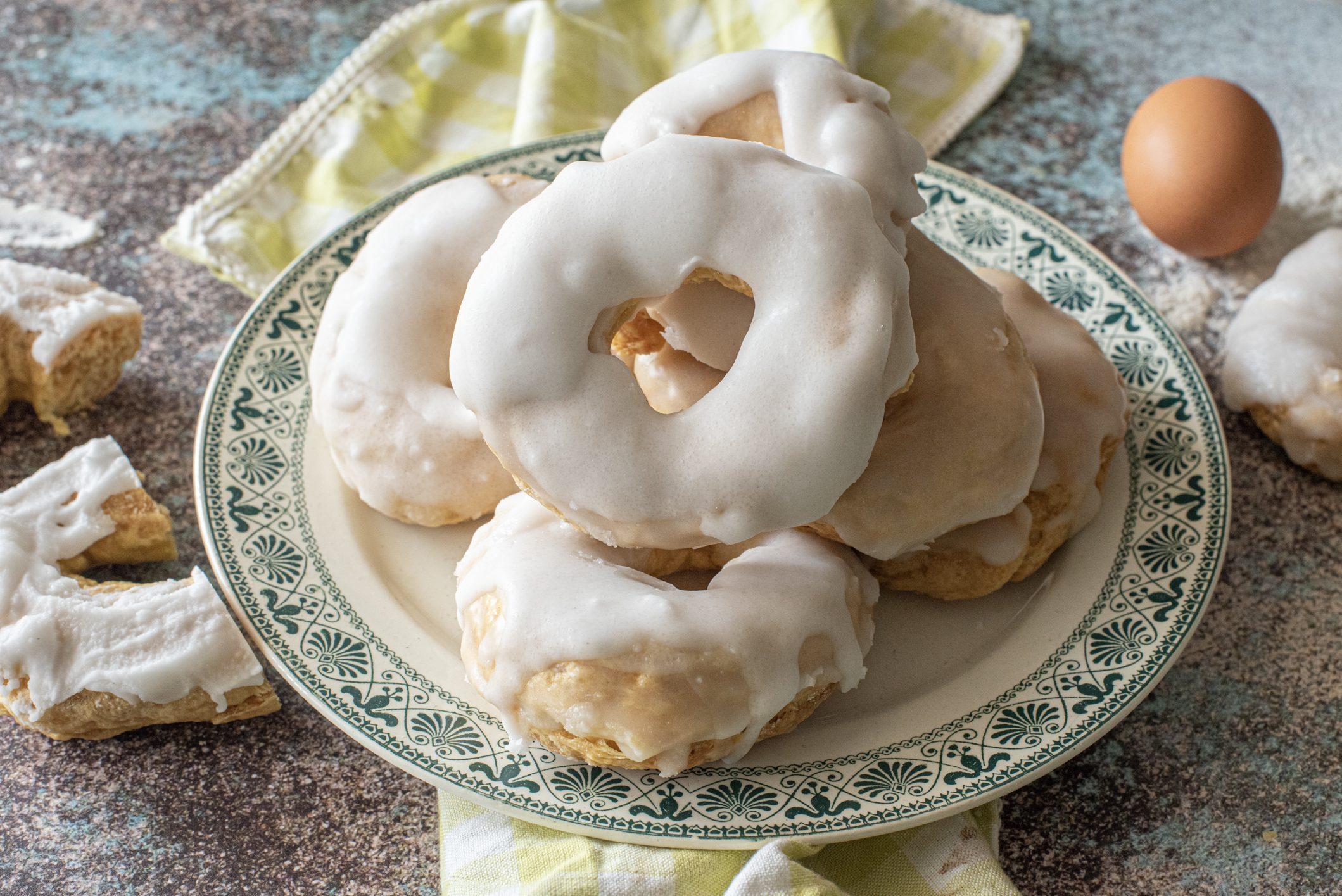 Taralli di Avigliano: la ricetta dei biscotti glassati tipici lucani